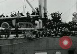 Image of American soldiers arrive home on Leviathan end World War 1 United States USA, 1918, second 4 stock footage video 65675067810