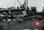 Image of American soldiers arrive home on Leviathan end World War 1 United States USA, 1918, second 6 stock footage video 65675067810