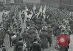 Image of American soldiers arrive home on Leviathan end World War 1 United States USA, 1918, second 7 stock footage video 65675067810