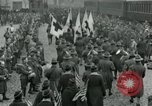 Image of American soldiers arrive home on Leviathan end World War 1 United States USA, 1918, second 8 stock footage video 65675067810