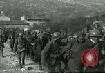 Image of Austro-Hungarian prisoners of Italians near the Carso Italy, 1916, second 3 stock footage video 65675067811