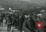 Image of Austro-Hungarian prisoners of Italians near the Carso Italy, 1916, second 4 stock footage video 65675067811