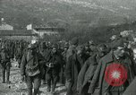 Image of Austro-Hungarian prisoners of Italians near the Carso Italy, 1916, second 5 stock footage video 65675067811