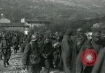 Image of Austro-Hungarian prisoners of Italians near the Carso Italy, 1916, second 6 stock footage video 65675067811