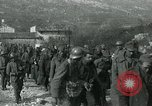 Image of Austro-Hungarian prisoners of Italians near the Carso Italy, 1916, second 7 stock footage video 65675067811
