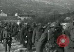 Image of Austro-Hungarian prisoners of Italians near the Carso Italy, 1916, second 8 stock footage video 65675067811
