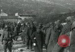 Image of Austro-Hungarian prisoners of Italians near the Carso Italy, 1916, second 9 stock footage video 65675067811