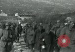 Image of Austro-Hungarian prisoners of Italians near the Carso Italy, 1916, second 10 stock footage video 65675067811