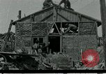 Image of Belgian refugees and rebuilding at end of World War 1 Belgium, 1918, second 1 stock footage video 65675067812