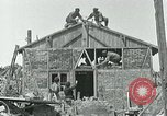 Image of Belgian refugees and rebuilding at end of World War 1 Belgium, 1918, second 4 stock footage video 65675067812