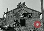Image of Belgian refugees and rebuilding at end of World War 1 Belgium, 1918, second 7 stock footage video 65675067812