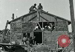 Image of Belgian refugees and rebuilding at end of World War 1 Belgium, 1918, second 9 stock footage video 65675067812