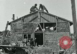 Image of Belgian refugees and rebuilding at end of World War 1 Belgium, 1918, second 10 stock footage video 65675067812