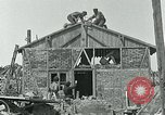 Image of Belgian refugees and rebuilding at end of World War 1 Belgium, 1918, second 12 stock footage video 65675067812