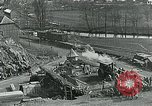 Image of Road construction to support Allied offensive World War I Alsace France, 1918, second 2 stock footage video 65675067813