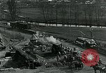 Image of Road construction to support Allied offensive World War I Alsace France, 1918, second 5 stock footage video 65675067813
