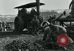 Image of Road construction to support Allied offensive World War I Alsace France, 1918, second 10 stock footage video 65675067813