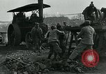 Image of Road construction to support Allied offensive World War I Alsace France, 1918, second 12 stock footage video 65675067813