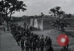 Image of British soldiers capture Jerusalem Jerusalem Palestine, 1917, second 4 stock footage video 65675067815