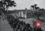 Image of British soldiers capture Jerusalem Jerusalem Palestine, 1917, second 6 stock footage video 65675067815