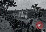 Image of British soldiers capture Jerusalem Jerusalem Palestine, 1917, second 8 stock footage video 65675067815