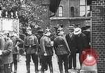 Image of Poster announcing Mobilization Berlin Germany, 1914, second 5 stock footage video 65675067821