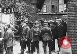 Image of Poster announcing Mobilization Berlin Germany, 1914, second 6 stock footage video 65675067821