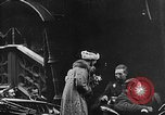 Image of King Albert I and Queen Elisabeth review parade of Belgian troops Brussels Belgium, 1919, second 7 stock footage video 65675067825