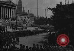 Image of formation of republic of Austria Vienna Austria, 1919, second 2 stock footage video 65675067826