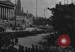 Image of formation of republic of Austria Vienna Austria, 1919, second 3 stock footage video 65675067826