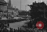 Image of formation of republic of Austria Vienna Austria, 1919, second 4 stock footage video 65675067826