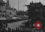Image of formation of republic of Austria Vienna Austria, 1919, second 5 stock footage video 65675067826
