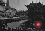 Image of formation of republic of Austria Vienna Austria, 1919, second 7 stock footage video 65675067826