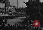 Image of formation of republic of Austria Vienna Austria, 1919, second 10 stock footage video 65675067826