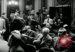 Image of Press conference Washington DC USA, 1955, second 7 stock footage video 65675067830