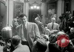 Image of Press conference Washington DC USA, 1955, second 11 stock footage video 65675067830