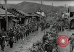 Image of North Korean soldiers Korea, 1952, second 2 stock footage video 65675067844