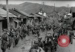 Image of North Korean soldiers Korea, 1952, second 6 stock footage video 65675067844
