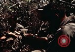 Image of 101st Airborne Division A Shau Valley Vietnam, 1971, second 10 stock footage video 65675067851