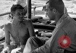 Image of Prisoners of war Leyte Philippines, 1945, second 11 stock footage video 65675067858