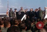 Image of Lyndon Baines Johnson Vietnam, 1967, second 8 stock footage video 65675067869