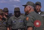 Image of William C Westmoreland Vietnam, 1967, second 3 stock footage video 65675067878