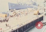 Image of American sailors San Francisco Bay California USA, 1968, second 1 stock footage video 65675067895