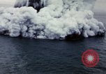 Image of birth of Surtsey island Iceland, 1963, second 3 stock footage video 65675067899