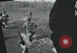 Image of ARVN forces attacking Viet Cong Vietnam, 1965, second 5 stock footage video 65675067936