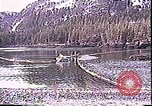 Image of Exxon Valdez oil spill Valdez Alaska USA, 1989, second 10 stock footage video 65675067943