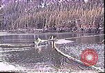 Image of Exxon Valdez oil spill Valdez Alaska USA, 1989, second 11 stock footage video 65675067943