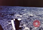 Image of Apollo 11 first moon walk Cape Kennedy Florida USA, 1969, second 7 stock footage video 65675067952