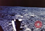 Image of Apollo 11 first moon walk Cape Kennedy Florida USA, 1969, second 8 stock footage video 65675067952