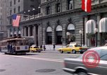 Image of Streetcars San Francisco California USA, 1985, second 12 stock footage video 65675067955